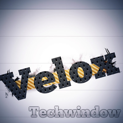 Velox Logo by TW