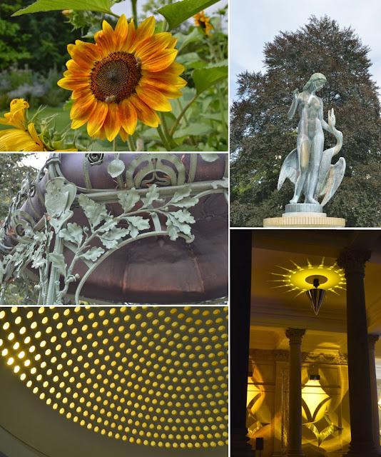 Poděbrady Karlovy Vary architecture nature yellow