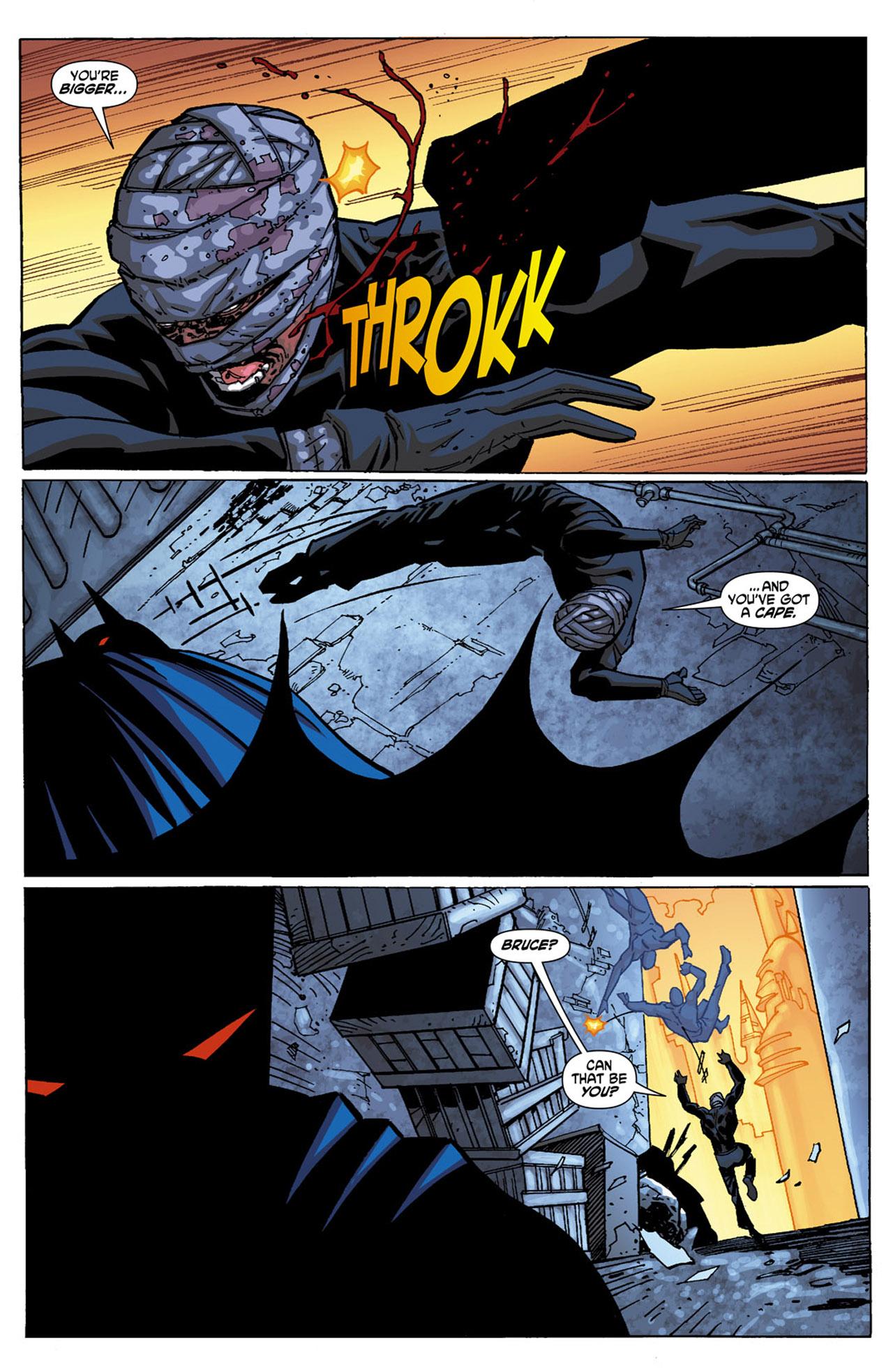 Batman Beyond (2010) Issue #4 #4 - English 4