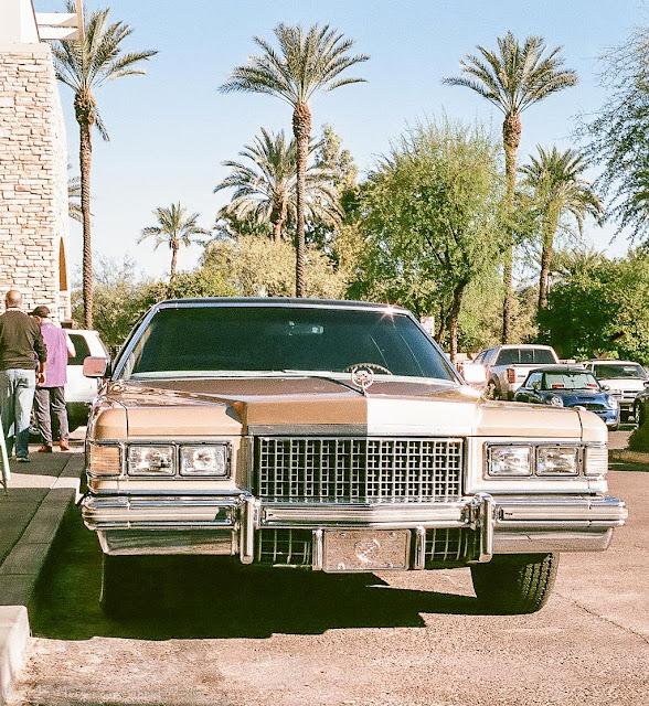 1976 Cadillac Fleetwood analog