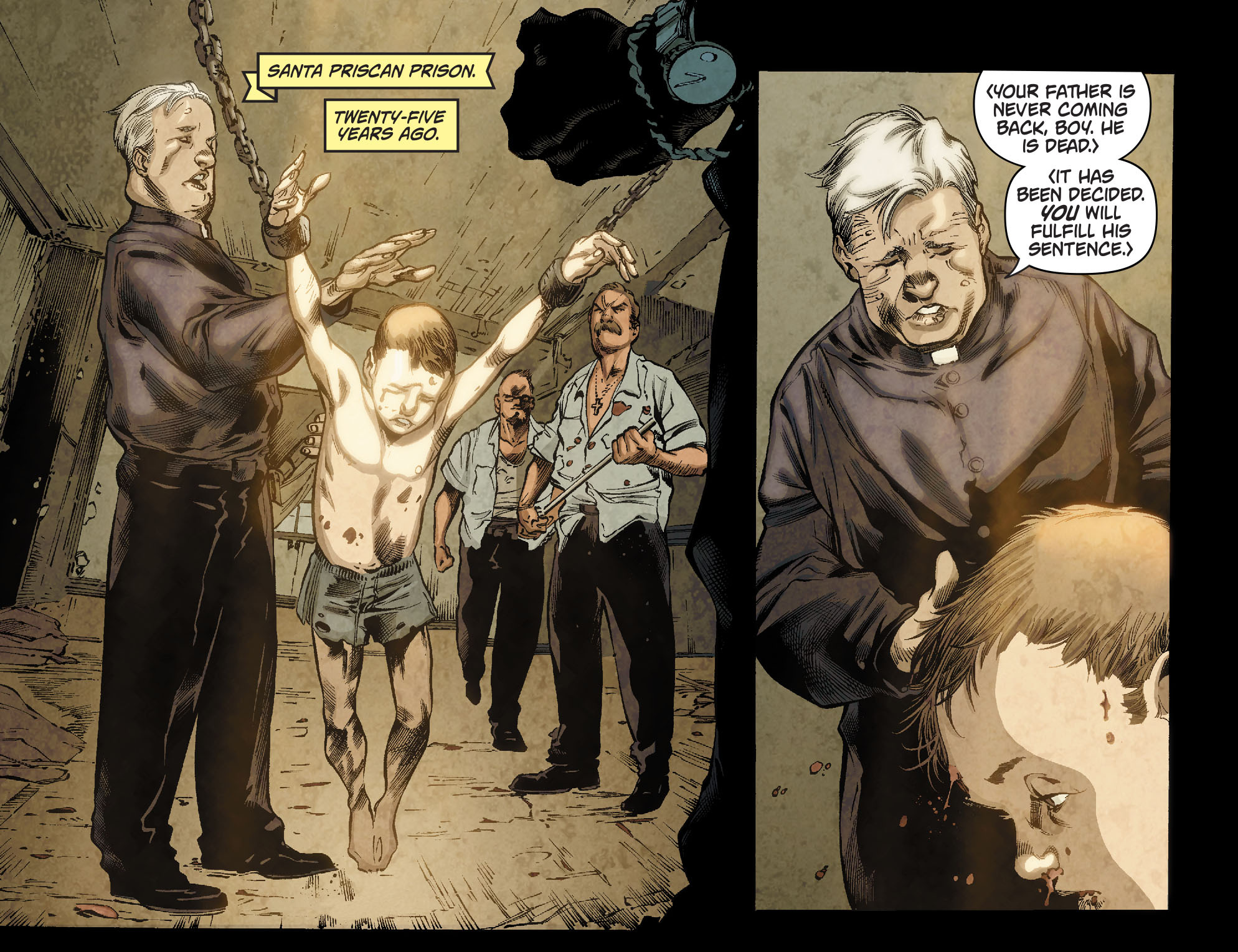 Batman: Arkham Knight [I] Issue #16 #18 - English 3