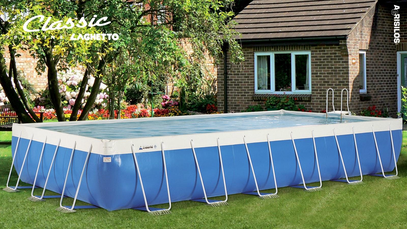 Promozione classic sino a fine maggio piscine laghetto news blog - Piscine laghetto ...