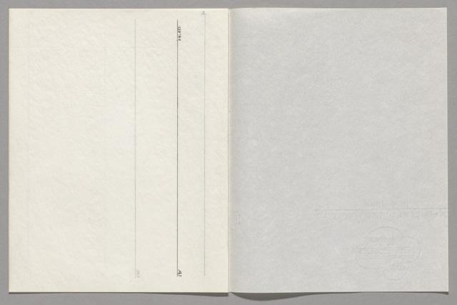 John Cage – Partitura de 4'33