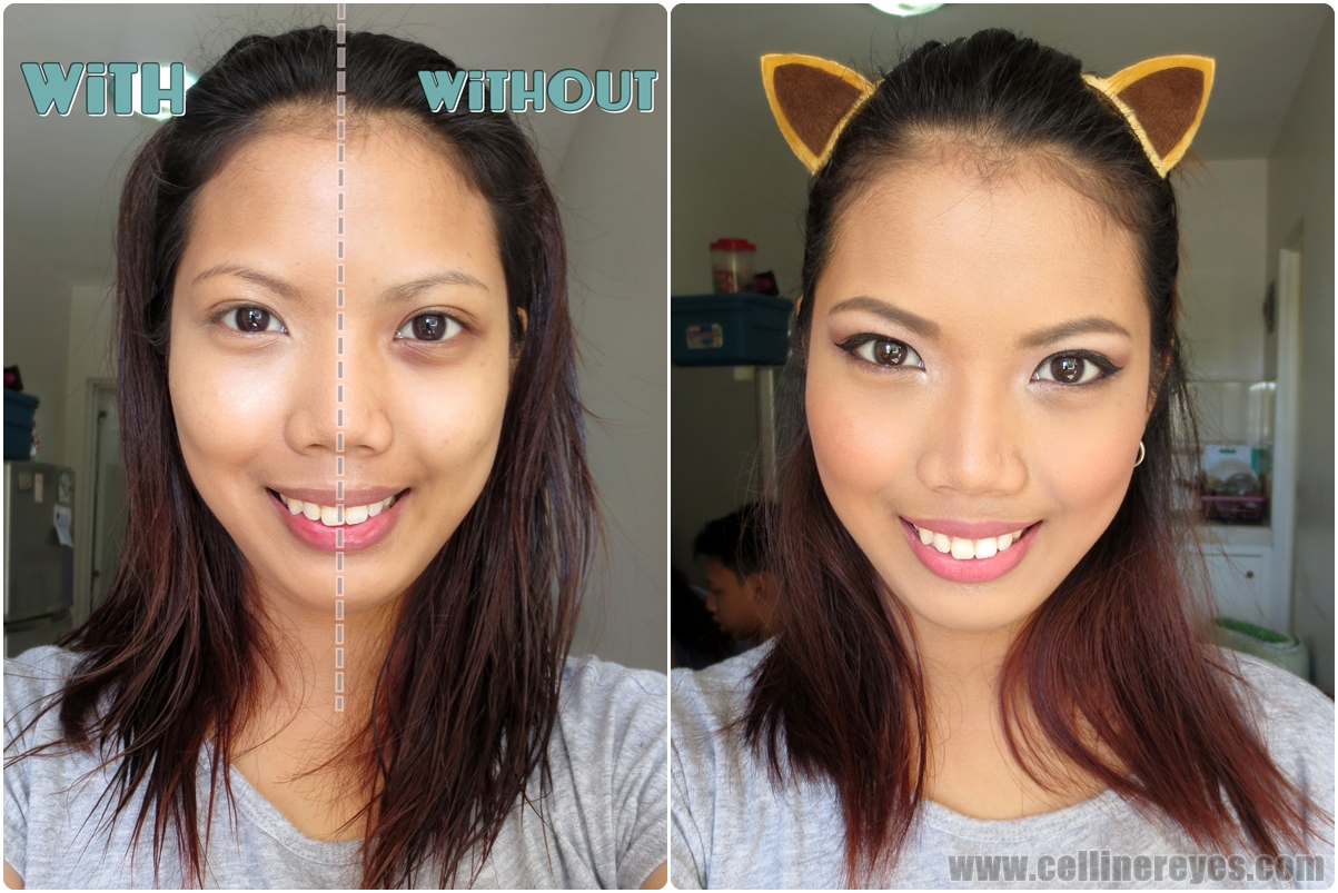 Review: Collection Cover & Go Foundation and Concealer Duo in 04 ...
