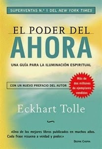 Ranking Semanal. Número 4: El Poder del Ahora, de Eckhart Tolle.