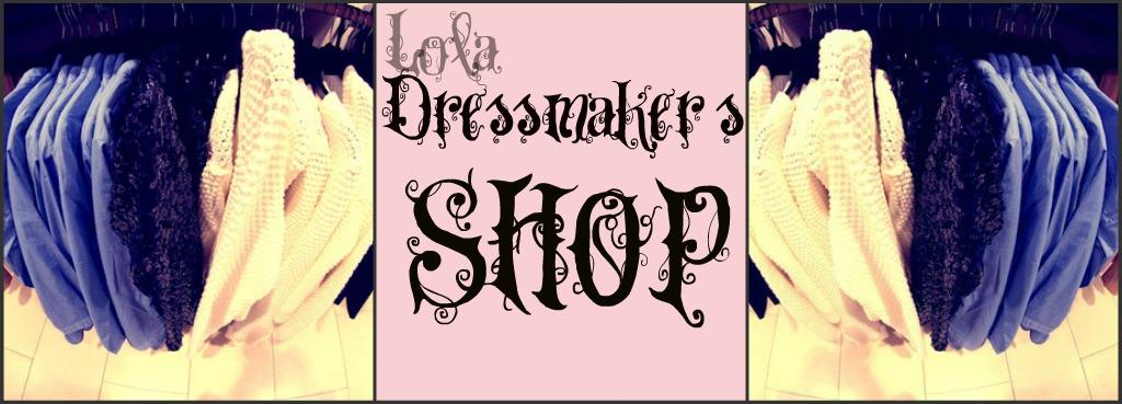 Dressmaker's SHOP