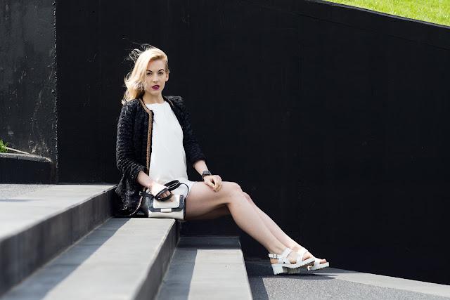 Portret mody i urody. Stylistka Milena Bekalarska. fot. Łukasz Cyrus, Katowice