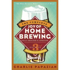 Complete Joy of Home Brewing Beer Book