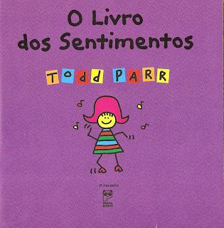 livro dos sentimentos educação infantil