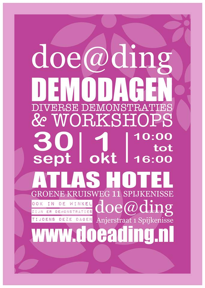 Doe@ding demodagen!
