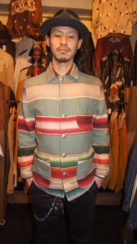 【SOLD OUT】Polo Country Naitive  Jkt