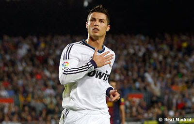 FC Barcelona Real Madrid Cristiano Ronaldo