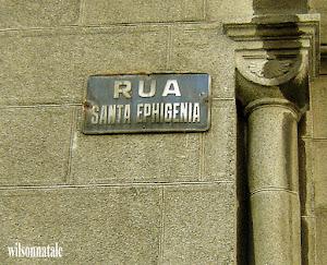 Antigas Placas De Ruas
