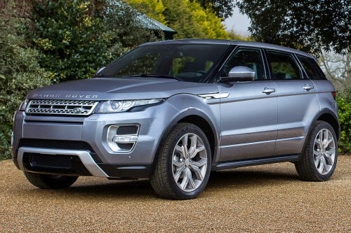 Car News Land Rover Range Rover Evoque Suv