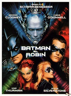 Người Dơi Và Robin - Batman & Robin (1997) Poster