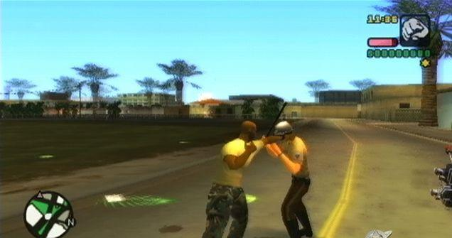 Gta  On Android Games Room