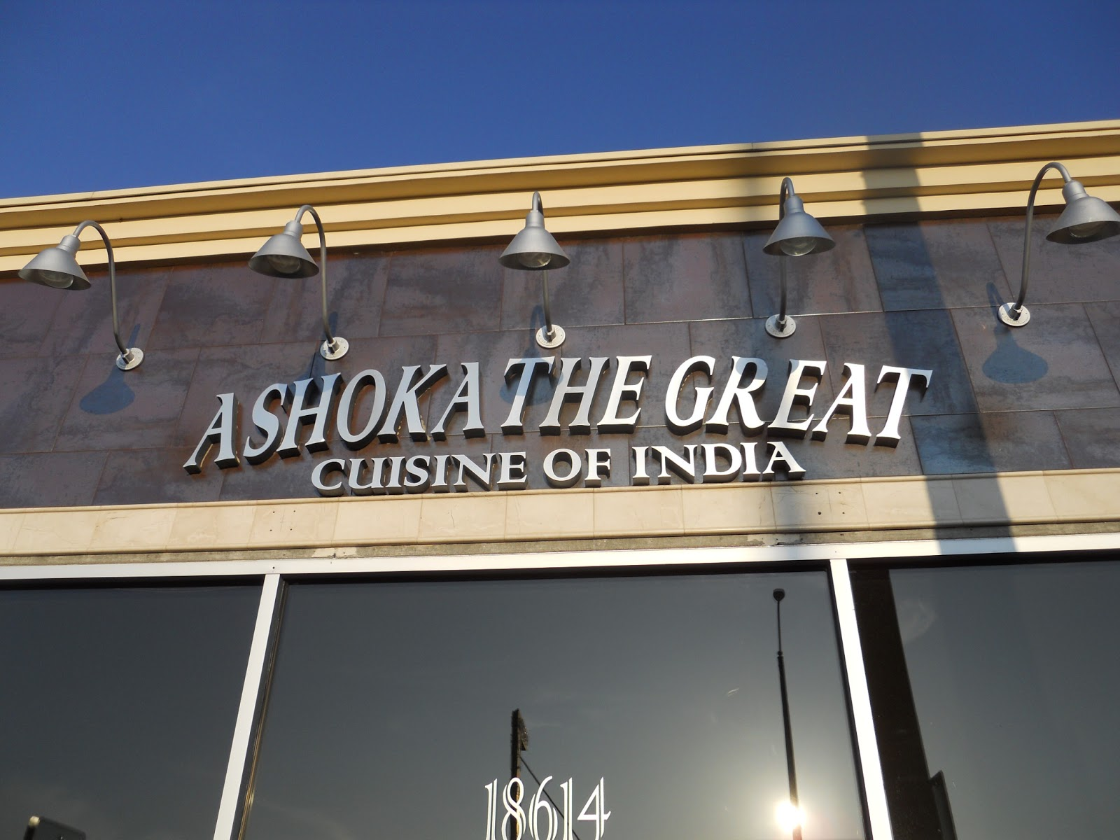 Boongablogger restaurant review ashoka the great for Ashoka the great cuisine of india
