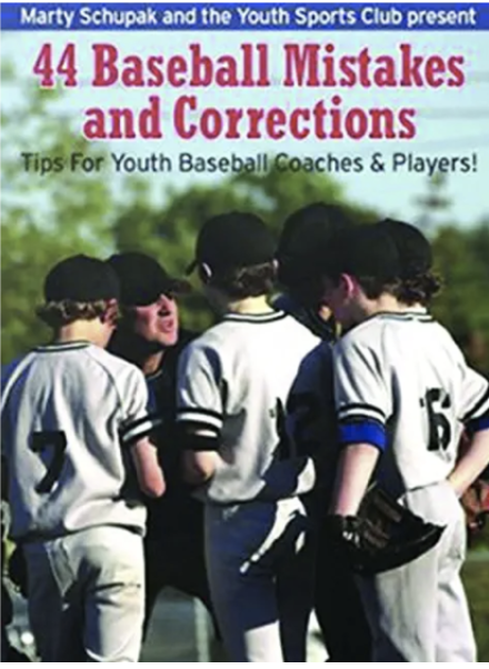 44 Baseball Mistakes And Corrections (video)