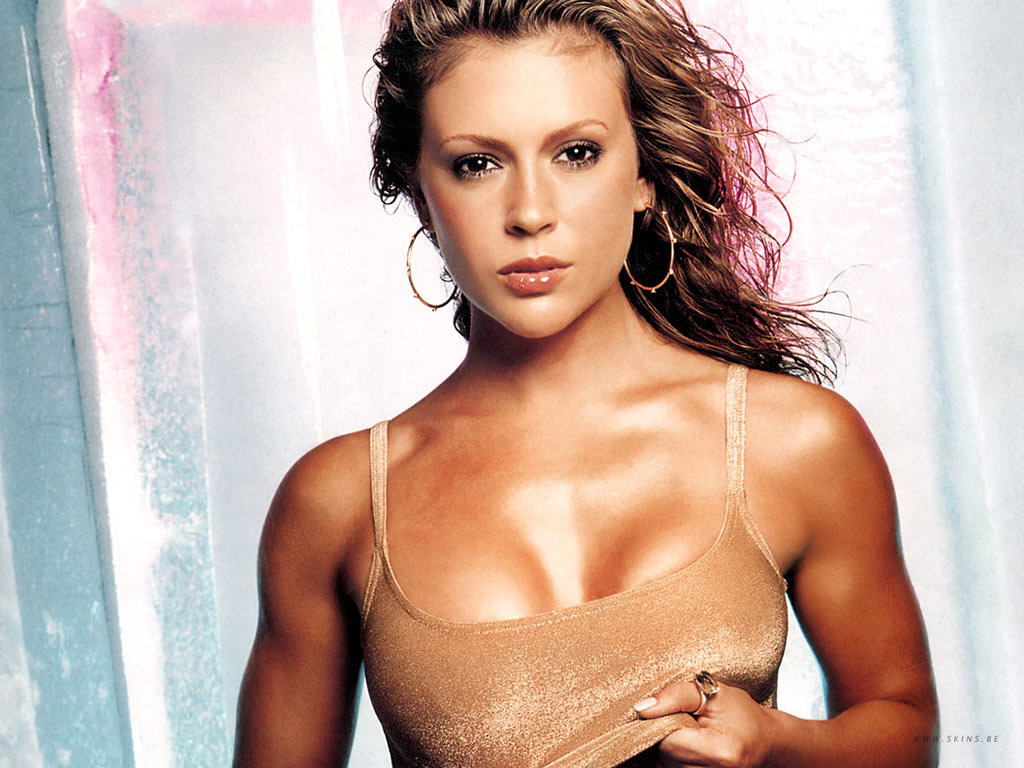 alyssa milano celebrities - photo #14