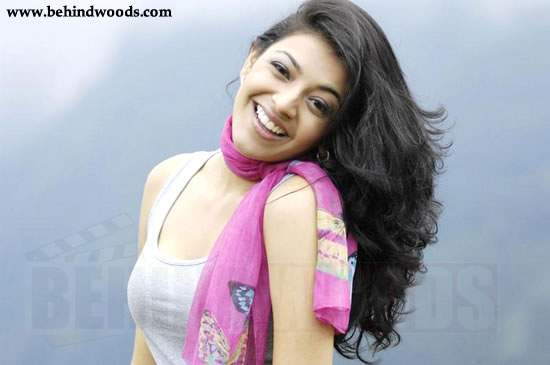 Kajal Agarwal the Singham