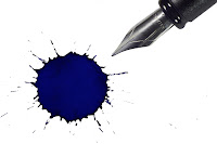 How to remove ink stains.