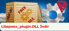 Libspeex_plugin.dll Hatası çözümü.