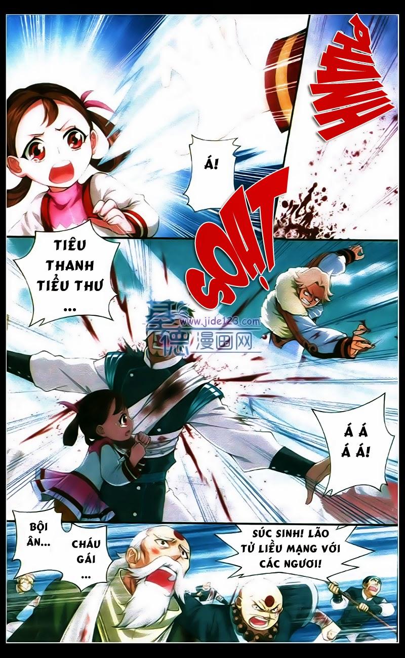 Đấu Phá Thương Khung chap 84 page 7 - IZTruyenTranh.com