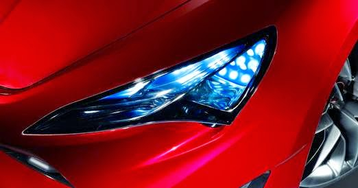 2015 Scion FR-S Sports Coupe Concept