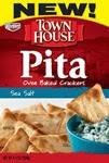 Pita crackers