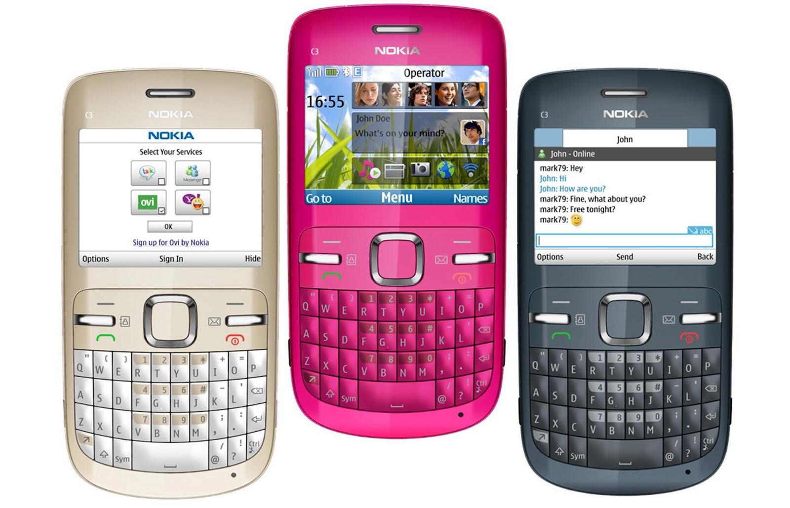 ... dan berikut ini harga terbaru dari ponsel nokia terbaru maret 2012