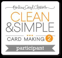 Clean & Simple Online Class Participant