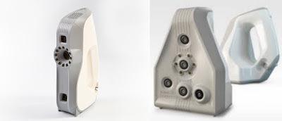 Escáneres EVA y SPIDER de ARTEC en Aquateknica