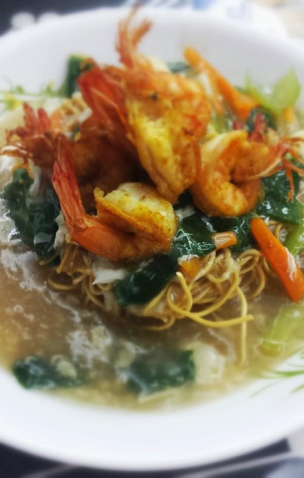 Dari Dapur Kecah Yee Mee Kungfu