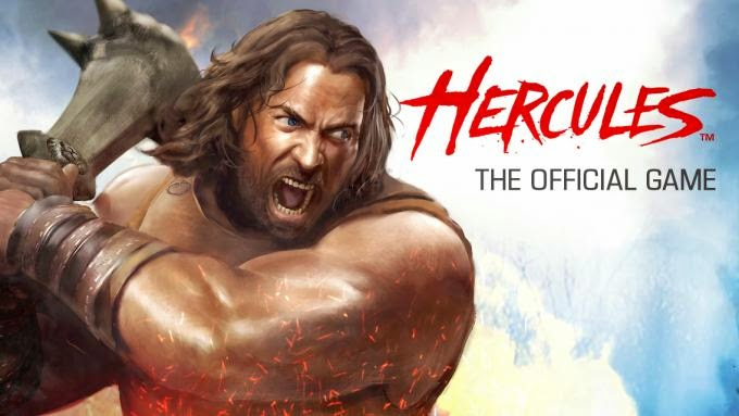 HERCULES THE OFFICIAL GAME 1.0.2 MOD APK+DATA (Unlimited Money)