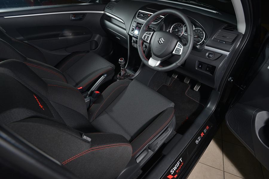 New Suzuki Swift Sport SZ-R - Autoesque