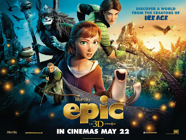 #8 Epic The Movie Wallpaper