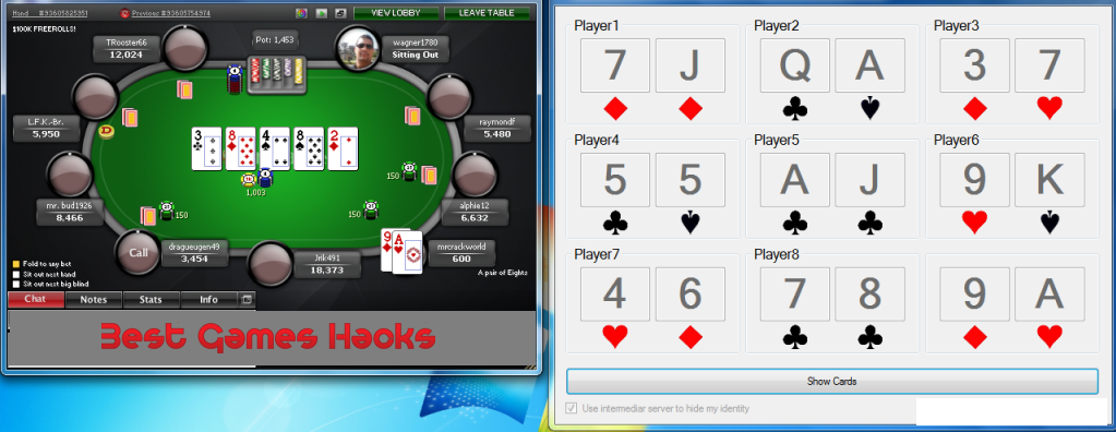 pokerstars tricks