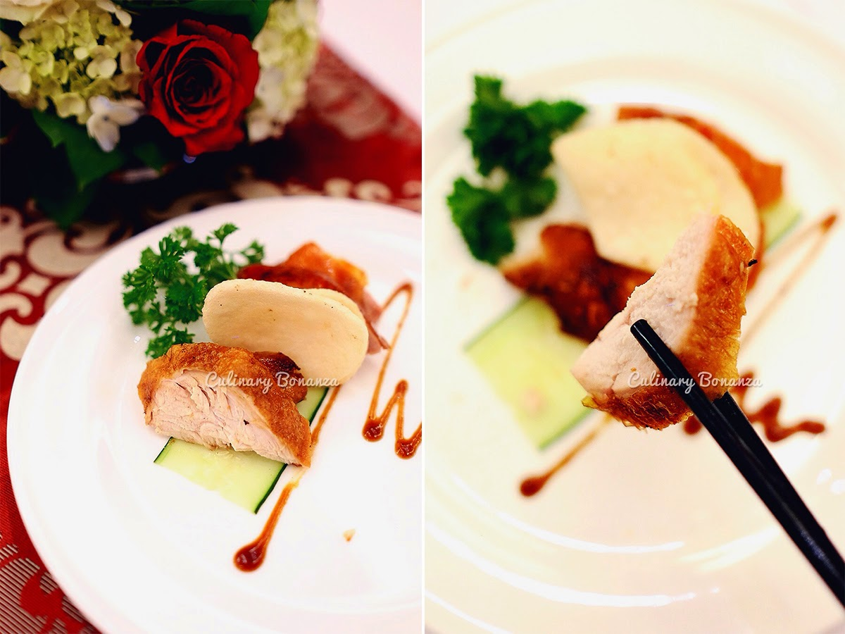 Roasted Duck and Chicken Hongkong Style and Prawn Cracker (www.culinarybonanza.com)