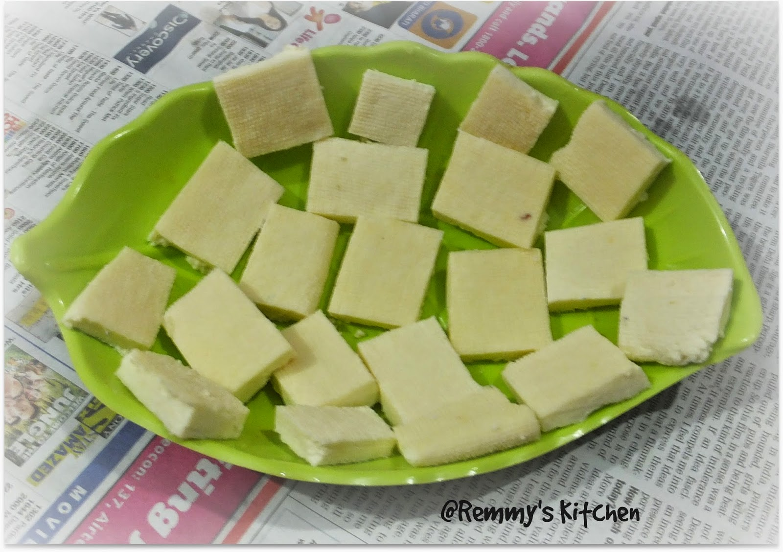 How to make paneer at home (easy method)