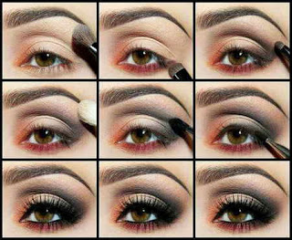 Maquillaje de Ojos Paso a Paso, parte 3