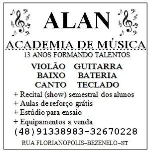 Alan Academia de Musica