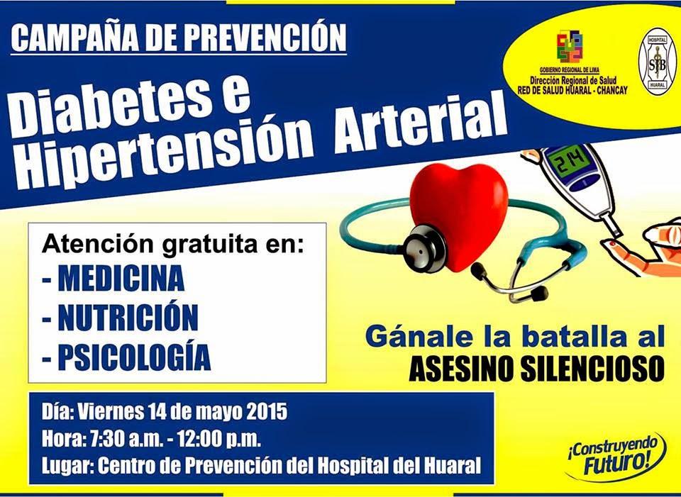 Contacto Informativo Huaral - Perú: CAMPAÑA DE PREVENCIÓN