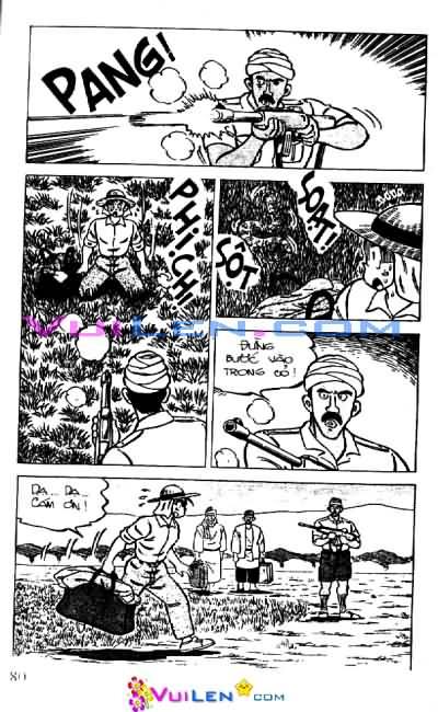 Jindodinho - Đường Dẫn Đến Khung Thành III  Tập 44 page 80 Congtruyen24h