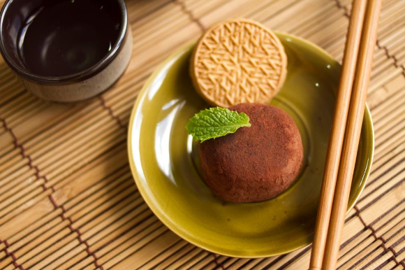 Foodie from the Metro - Mochi Sweets now in Manila Dark Chocolate