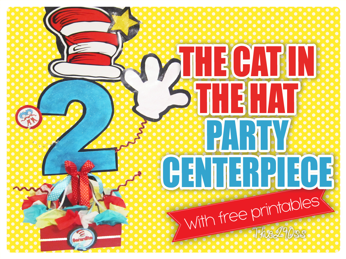 100+ [ Cat And The Hat Baby Shower ] | Printable Baby ...