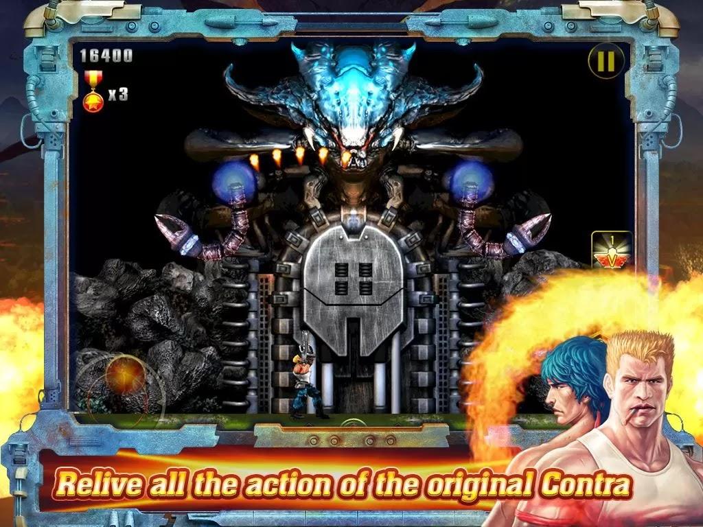 Contra: Evolution v1.1.2
