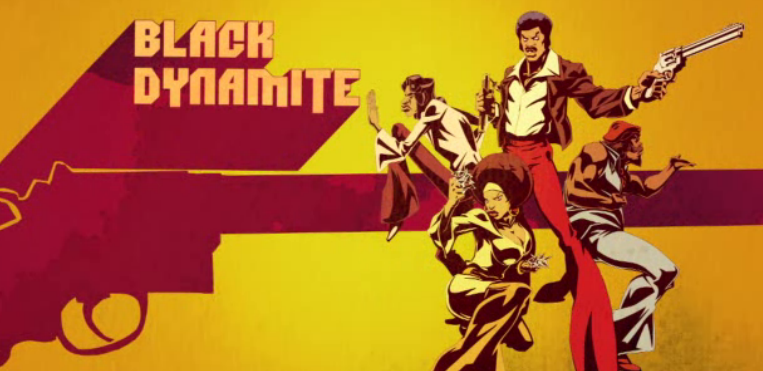 Black Dynamite on Adult Swim