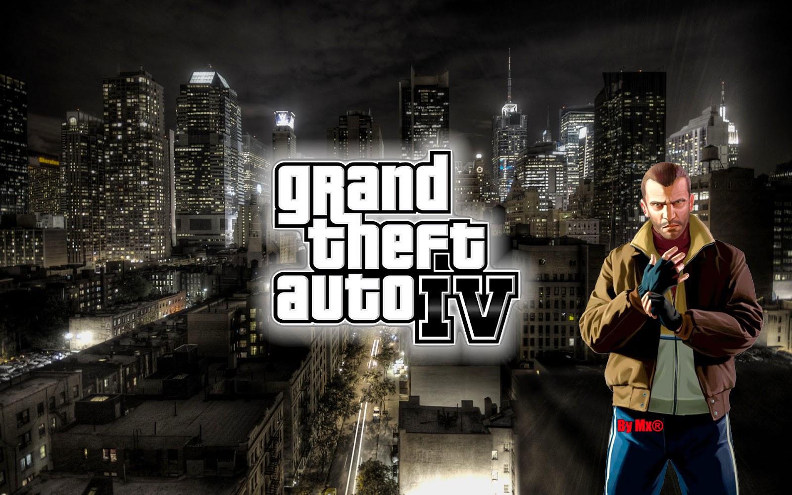 GTA IV Full Version Gratis Mang Kompi
