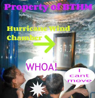 hurricane tunnel simulator