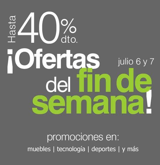 Ofertas de falabella 6 7 julio 2013 colombia for Ofertas comedores ripley